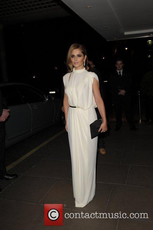 cheryl cole seen out in central london 3746929