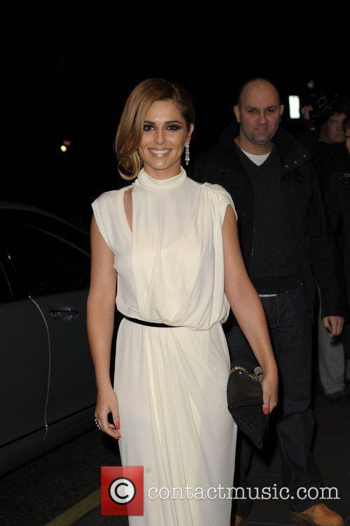 cheryl cole seen out in central london 3746931