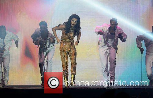 cheryl cole performs during her a million 5933739