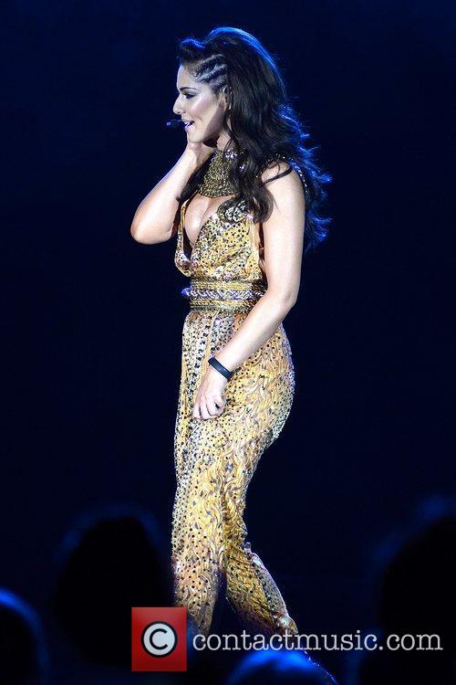 cheryl cole performs during her a million 5933743