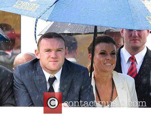 Wayne Rooney and Coleen Mcloughlin 4