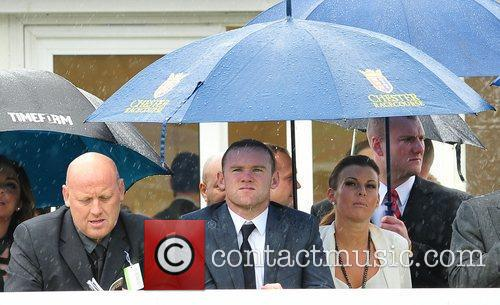 Wayne Rooney and Coleen Mcloughlin 5