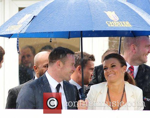 Wayne Rooney and Coleen Mcloughlin 1