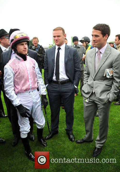 wayne rooney and michael owen may cup 3870300