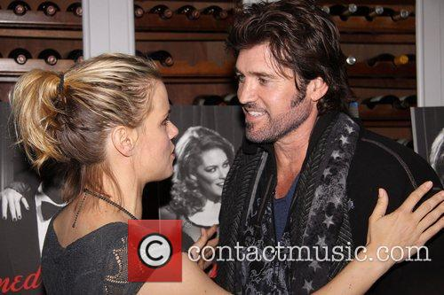 Amy Spanger and Billy Ray Cyrus 2