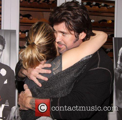 Amy Spanger and Billy Ray Cyrus 8