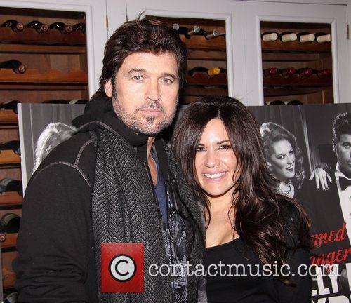 Billy Ray Cyrus and Monica Zaldivar 3
