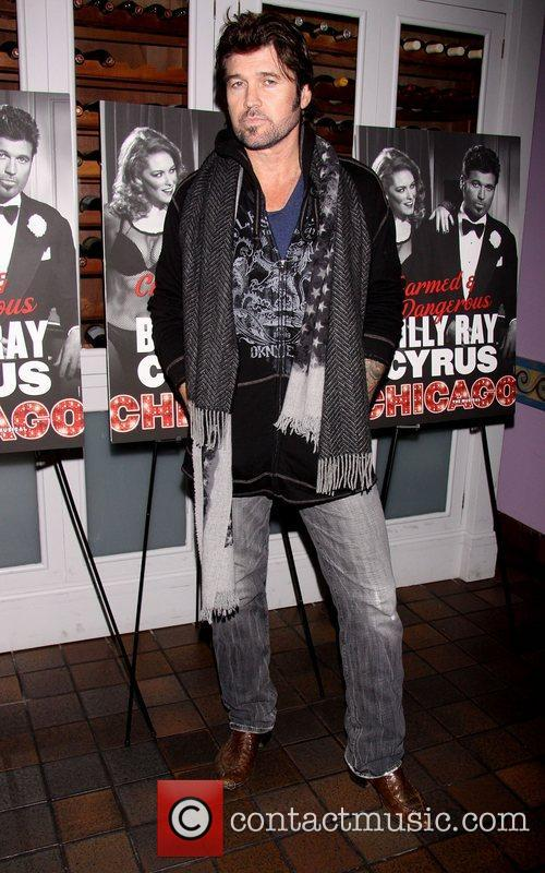 Billy Ray Cyrus 4