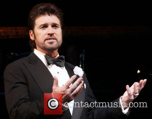 Country Music star Billy Ray Cyrus makes his...