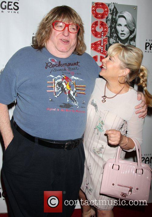 Bruce Vilanch and Charlene Tilton 10
