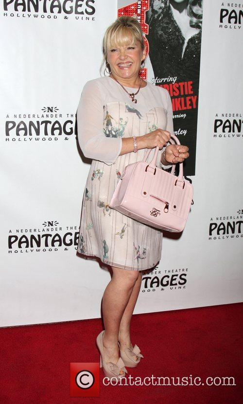 Charlene Tilton Opening Night of the Play 'Chicago'...