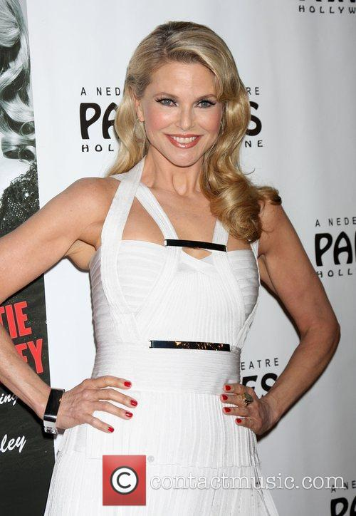 Christie Brinkley Opening Night of the Play 'Chicago'...