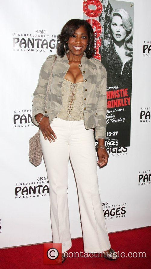 Dawnn Lewis Opening Night of the Play 'Chicago'...