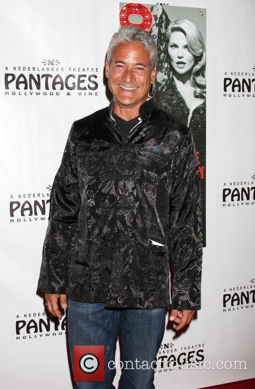 Greg Louganis  Opening Night of the Play...