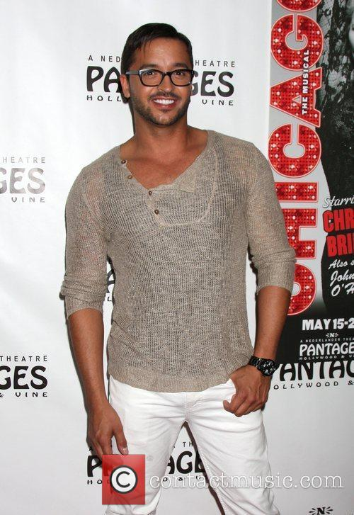 jai rodriguez opening night of the play 3886559