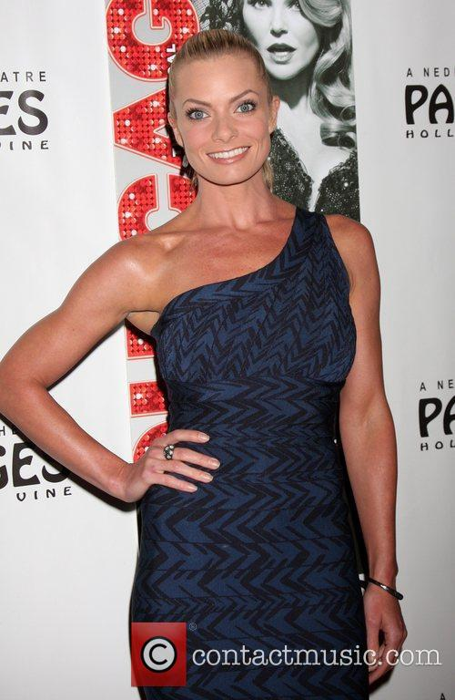 Jaime Pressly  Opening Night of the Play...