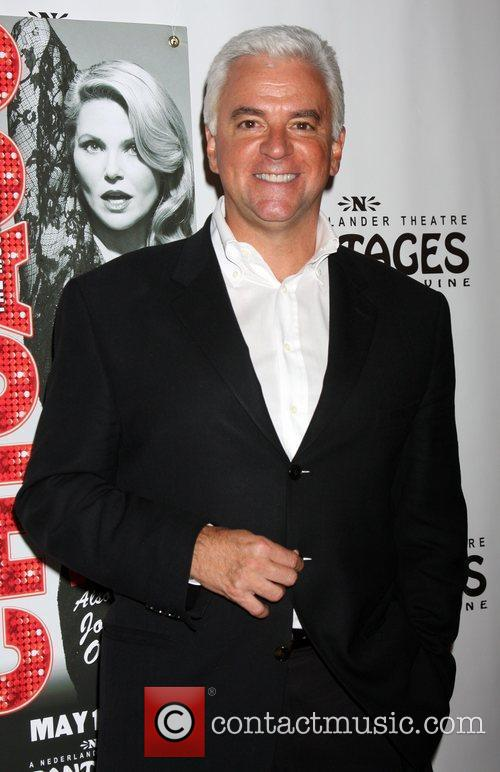 John O'Hurley Opening Night of the Play 'Chicago'...
