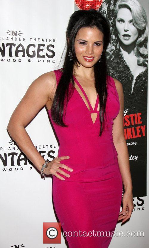 Katrina Law  Opening Night of the Play...