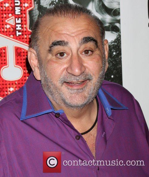 Ken Davitian Opening Night of the Play 'Chicago'...