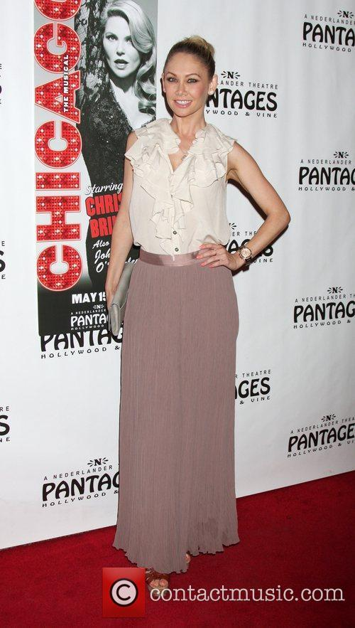 Opening Night of the Play 'Chicago' at Pantages...