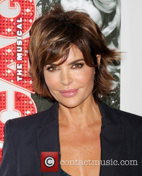 Lisa Rinna  Opening Night of the Play...