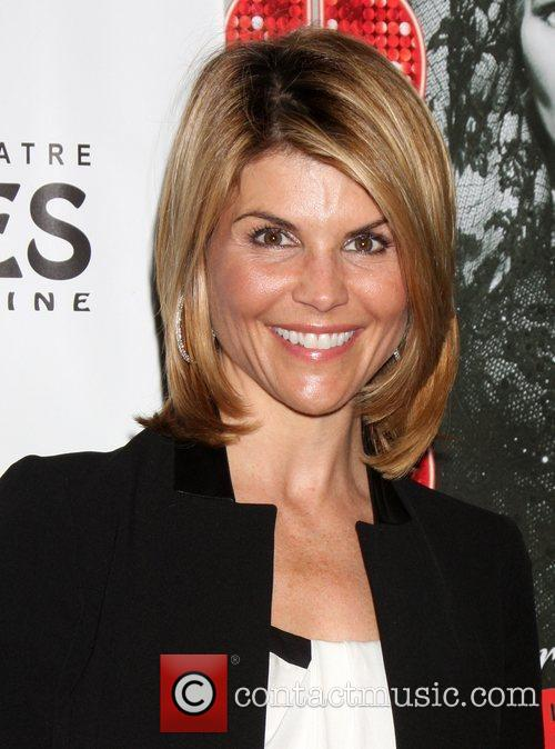 Lori Loughlin Opening Night of the Play 'Chicago'...