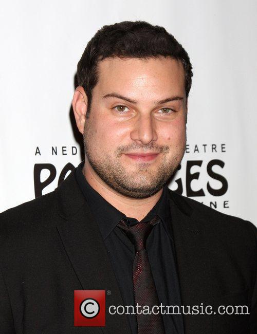 Max Adler  Opening Night of the Play...