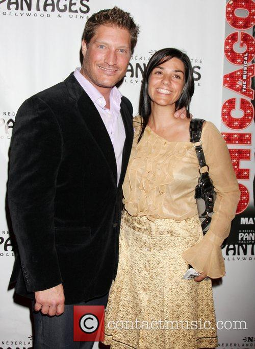 Sean Kanan and Guest Opening Night of the...