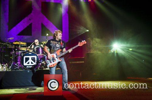 Michael Anthony Chickenfoot performing live at Brixton Academy...
