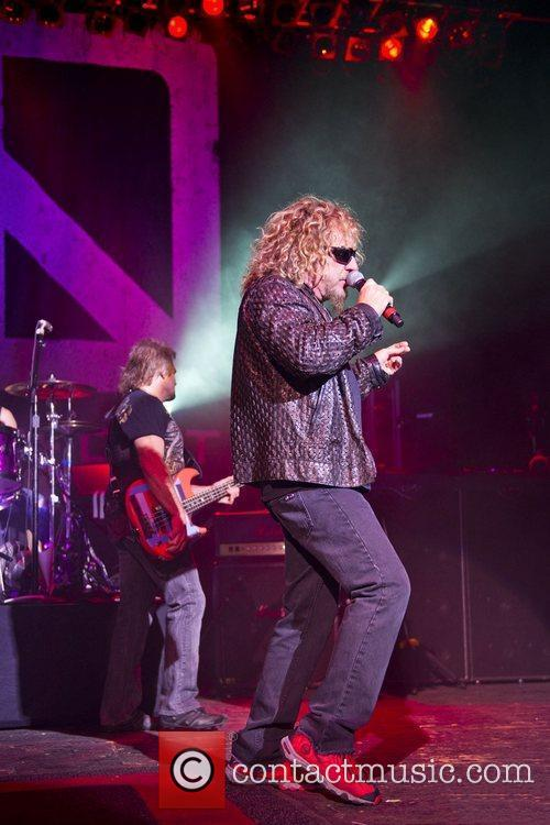 Sammy Hagar and Brixton Academy 9