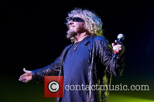 Sammy Hagar and Brixton Academy 10