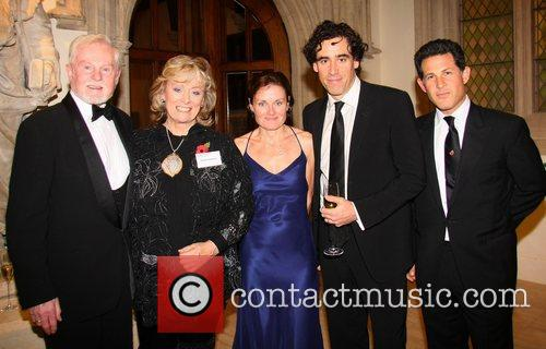 Derek Jacobi, Sandy Gonzalez, Jane Paterson-todd, Stephen Mangan, Josh Berger, Warner Bros and President 2