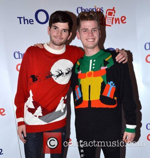 harry and alfie of hudson taylor cheerios 4185186