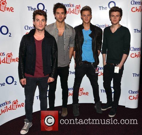 Cheerios Childline Concert 2012 held at the O2...