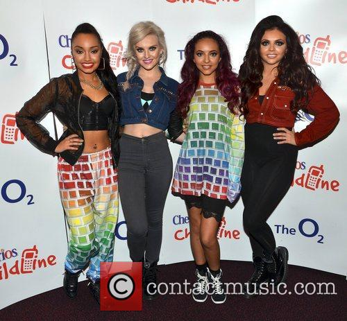 Leigh-anne, Pinnock, Perrie Edwards, Jade Thirlwall, Jesy Nelson and Little Mix 4