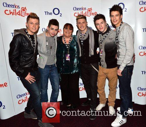 Mary Byrne and Level 5 Cheerios Childline Concert...