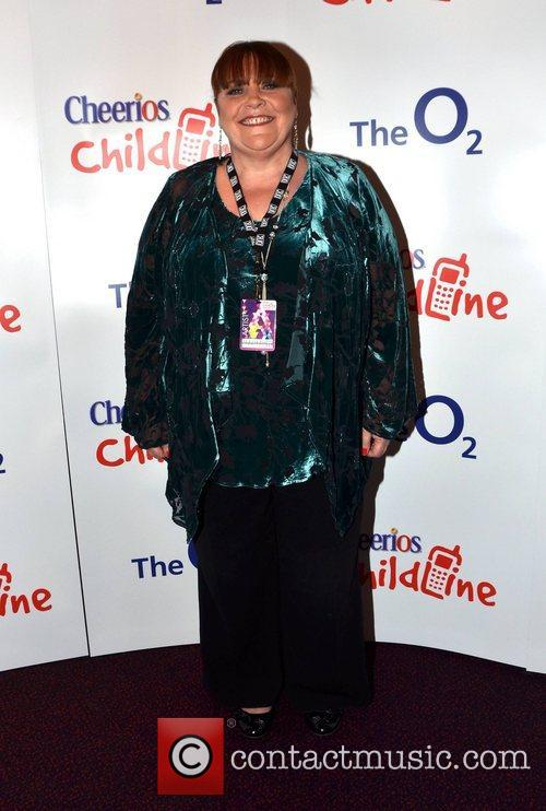 Mary Byrne Cheerios Childline Concert 2012 held at...