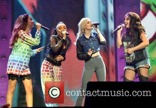 Jade Thirlwall, Leigh-anne, Pinnock, Perrie Edwards, Jesy Nelson and Little Mix 2
