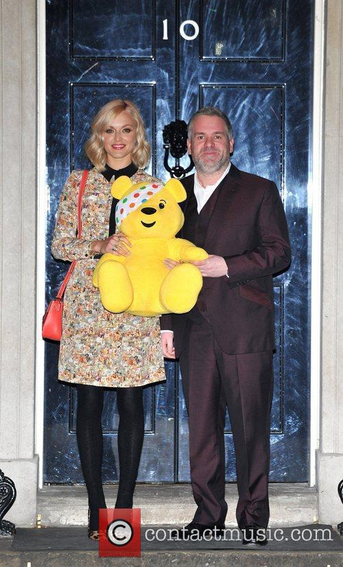 Chris Moyles, Fearne Cotton and 10 Downing Street 2