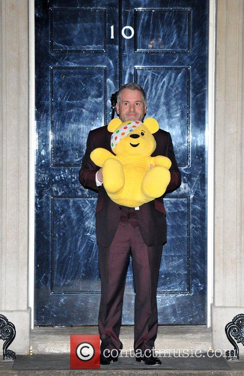 Chris Moyles and 10 Downing Street 3