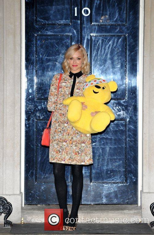 Fearne Cotton Children In Need - drinks reception...