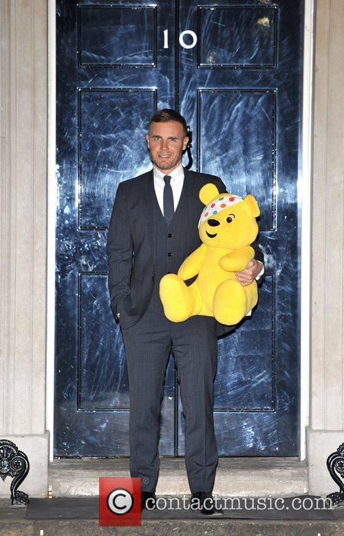 Gary Barlow Children In Need - drinks reception...