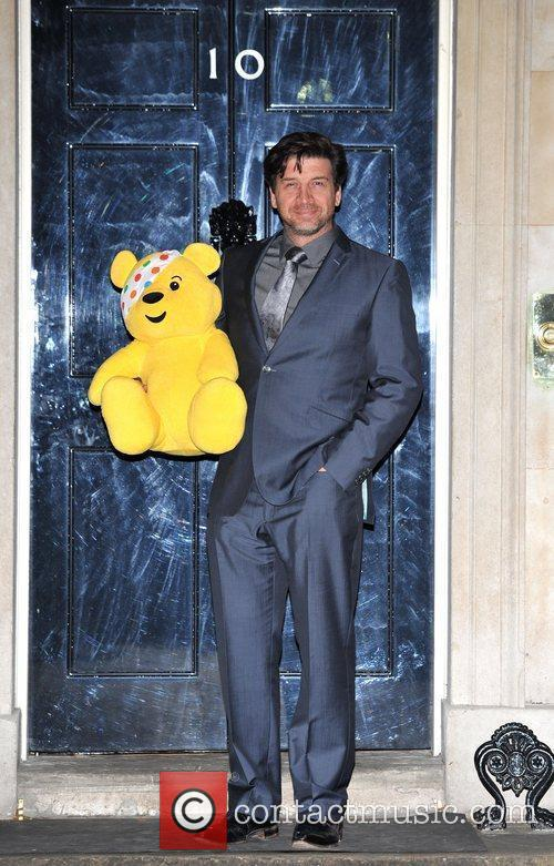 Nick Knowles Children In Need - drinks reception...