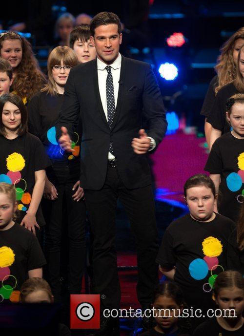 Gethin Jones BBC Children In Need 2012 Cardiff...