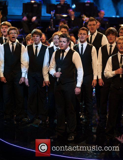 Only Boys Aloud BBC Children In Need 2012...