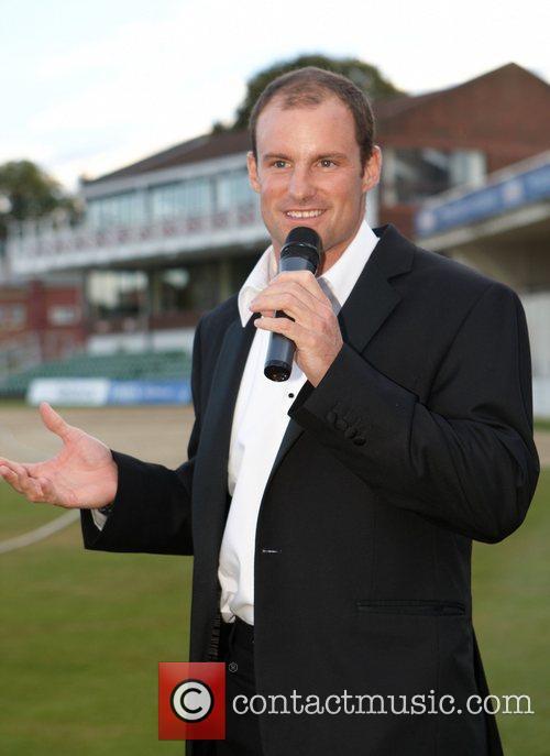 The Chris Evans Children In Need cricket match...