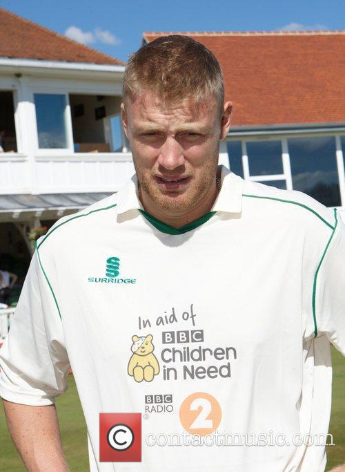 Freddie Flintoff The Chris Evans Children In Need...