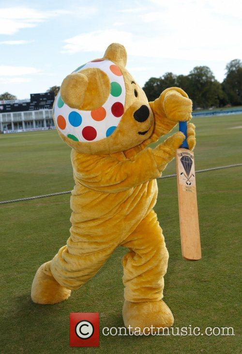 Pudsey bear The Chris Evans Children In Need...