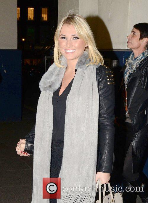 Billie Faiers  attends the Children in Need...