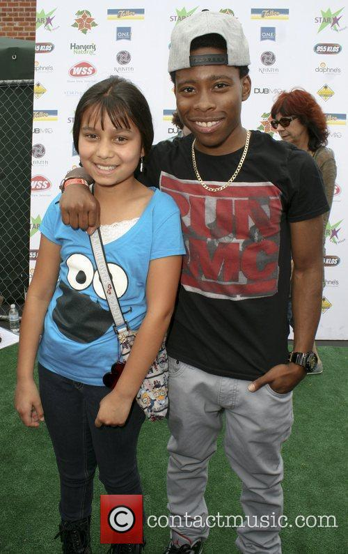 Arianna Ortiz and Carlon Jeffery The STAR Eco...